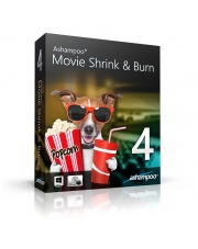 Ashampoo Movie Shrink & Burn 4