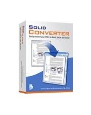 Solid Converter PDF 9 - aktualizacja z wersji poprzedniej