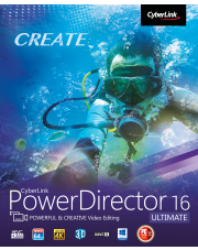 PowerDirector 16 Ultimate  - aktualizacja z wersji od 11 do 15