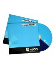 Płyta CD/DVD z programem i licencją (kopia zapasowa)