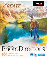 PhotoDirector 9 Ultra - aktualizacja z Ultra od 6 do 8