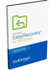 Ontrack EasyRecovery 12 Technician for Windows