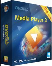 DVDFab Media Player Pro 3