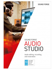 SOUND FORGE Audio Studio 12 ESD