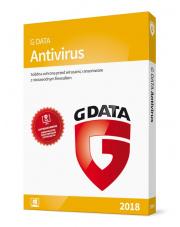 G Data AntiVirus 2018 - wznowienie