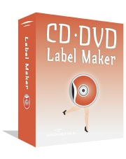 Acoustica CD/DVD Label Maker 3