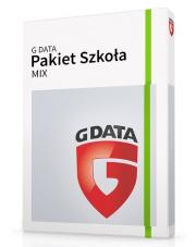 G Data Pakiet Szkoła MIX - kontynuacja