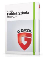 G Data Pakiet Szkoła MIX PLUS - kontynuacja