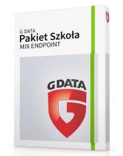 G Data Pakiet Szkoła MIX Endpoint - kontynuacja