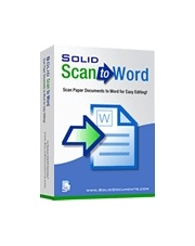 Solid Scan to Word 10