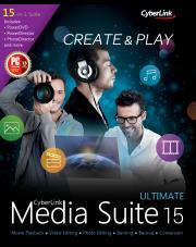 CyberLink Media Suite 15 Ultimate - aktualizacja z wersji poprzedniej 11-14