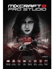 Mixcraft Pro Studio 8 - Wersja edukacyjna