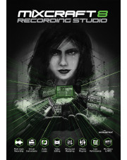 Mixcraft 8 Recording Studio - aktualizacja z wersji poprzedniej