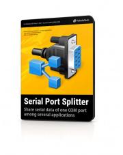 Serial Port Splitter 4