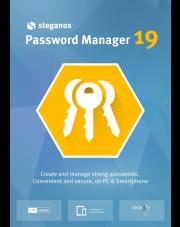 Steganos Password Manager 19 - aktualizacja z wersji poprzedniej