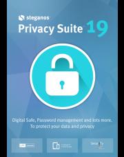 Steganos Privacy Suite 19 - aktualizacja z wersji poprzedniej