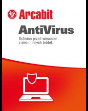 Arcabit AntiVirus - wznowienie licencji