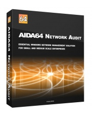AIDA64 Network Audit - EDU