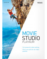 Vegas Movie Studio Platinum 14 ESD