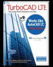 TurboCAD LTE 9