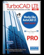 TurboCAD LTE Pro 9