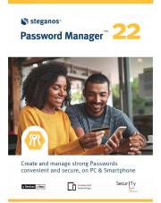 Steganos Password Manager 22