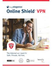 mySteganos Online Shield VPN Premium