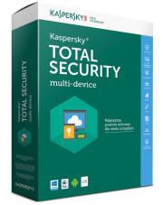 Kaspersky Total Security 2018 - multi device - wznowienie