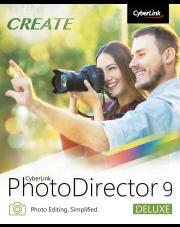 PhotoDirector 9 Deluxe
