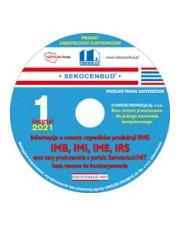 Informacje kwartalne RMS (IMB, IMI, IME, IRS, Sekocenbud.NET) 1 kw. 2021 CD