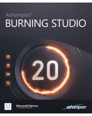 Ashampoo Burning Studio 20 - aktualizacja z wersji poprzedniej