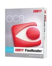 ABBYY FineReader Pro for Mac - Uaktualnienie