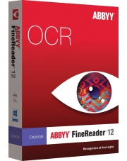 ABBYY FineReader 12 Corporate Edition BOX