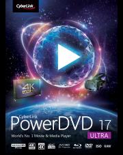PowerDVD 17 Ultra - WYPRZEDAŻ