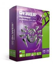 Dr.Web Antywirus dla Windows