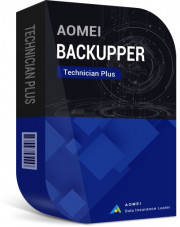 AOMEI Backupper Technician Plus 6