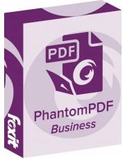 Foxit PhantomPDF Business 9 - Dla instytucji rządowych, aktualizacja z wersji 7 i 8