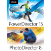 PowerDirector 15 Ultra + gratis PhotoDirector 8 Ultra