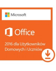 Microsoft ESD Office Home & Student 2016 (do pobrania)