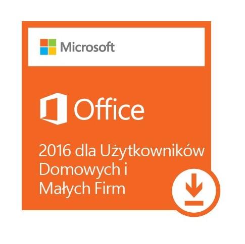 Microsoft ESD Office Home & Business 2016 (do pobrania)