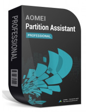 AOMEI Partition Assistant Professional 9