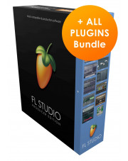 FL Studio Signature Edition 20 + ALL Plugins Bundle