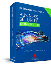 Bitdefender GravityZone Business Security Non-Profit