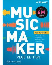MAGIX Music Maker Plus 2018