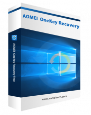 AOMEI OneKey Recovery 1.6