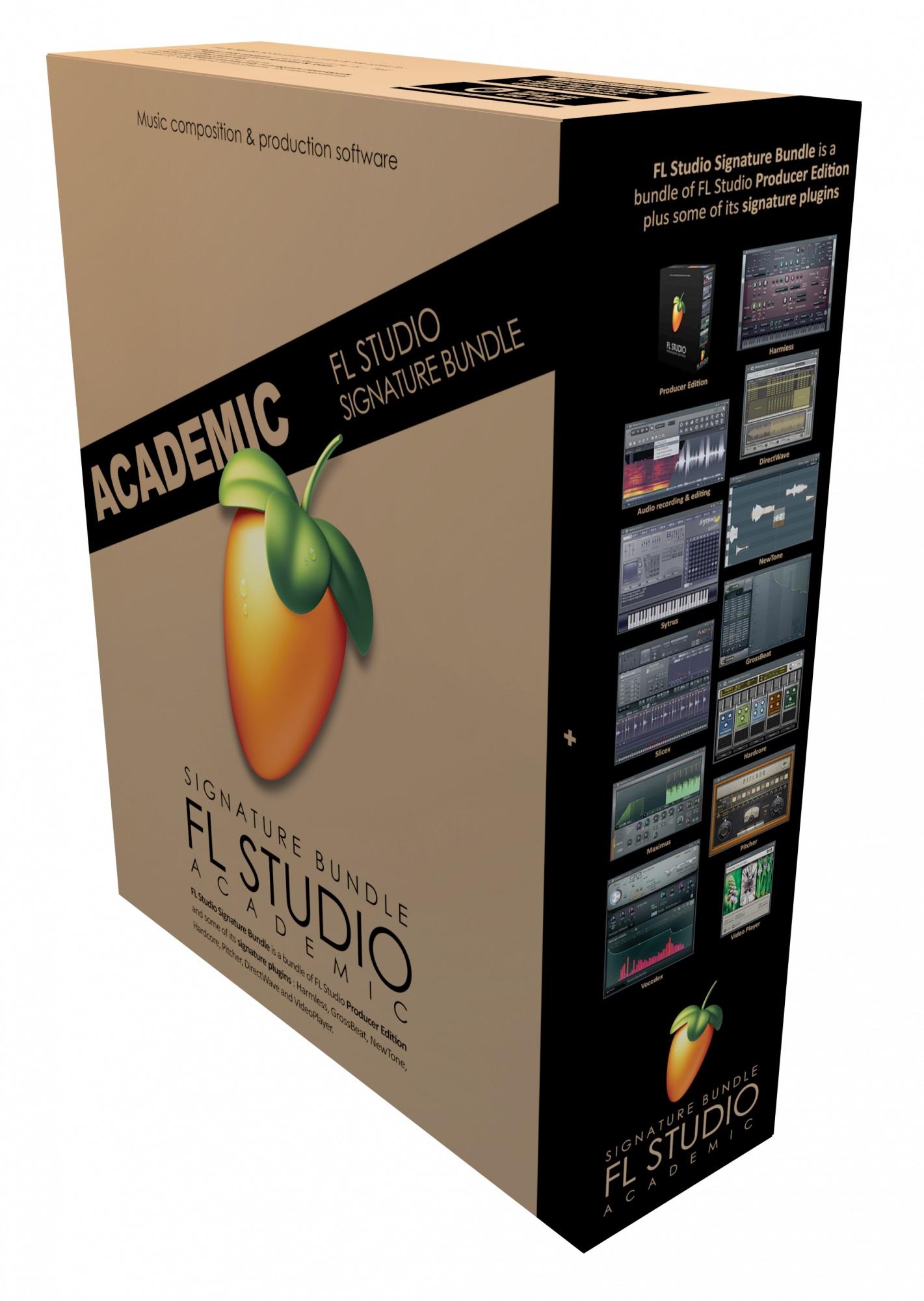 fl studio signature edition
