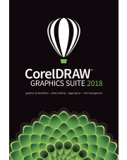 CorelDRAW Graphics Suite 2018 Classroom License 15+1 - Wersja edukacyjna