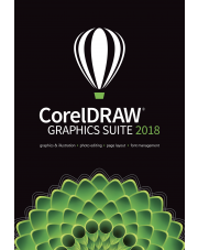 CorelDRAW Graphics Suite 2018 ESD