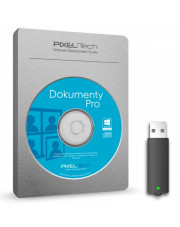 Dokumenty Pro 8 - z kluczem sprzętowym USB