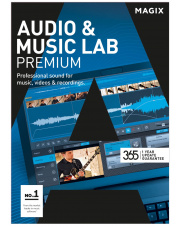MAGIX Audio & Music Lab Premium 2017